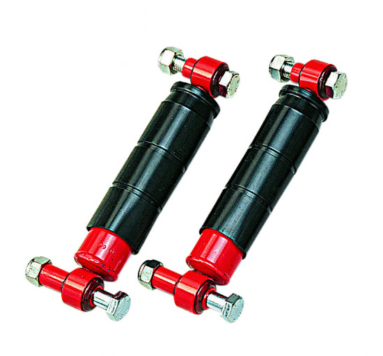 AMORTISSEURS <br> HYDRAULIQUES