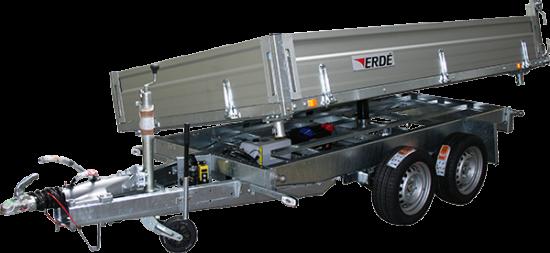 ERDE EXPERT TB 162 3500<br> Pompe électrique