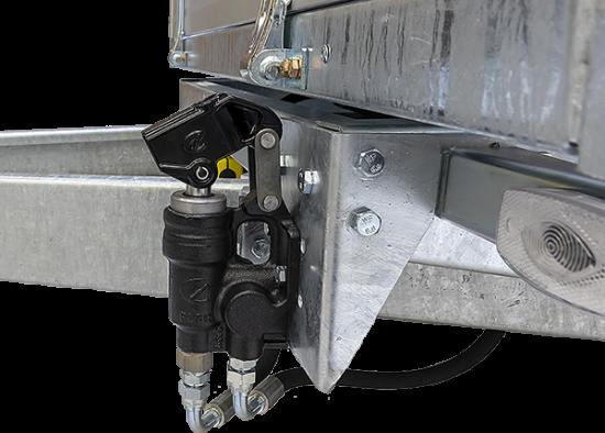 ERDE EXPERT TB 162 <br> Pompe manuelle